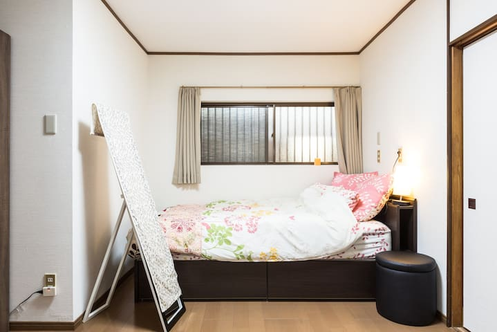3 minutes' walk to Shijo st. Convenient location ! - Shimogyo Ward, Kyoto - Bed & Breakfast