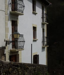 ALQUILER DE CASA EN PIRINEO NAVARRO - Uztárroz/Uztarroze - Dom