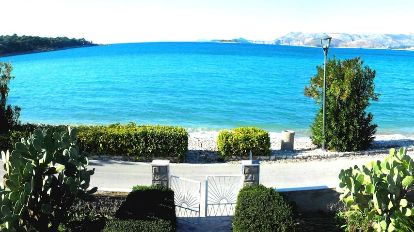 Beach House Cavtat, Sea View Apt(4) - Cavtat - House