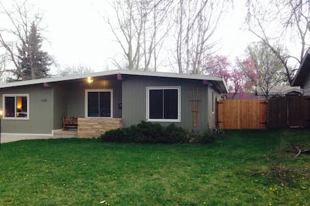 Private entrance, bed, and bath! - Fort Collins - Talo