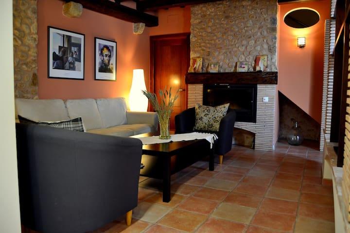 Casa con encanto en el Alt Empordà - Cistella - Ház