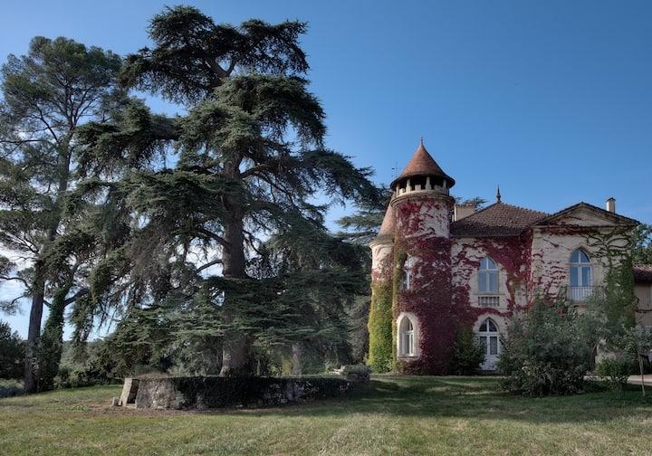 Chateau de Marteret