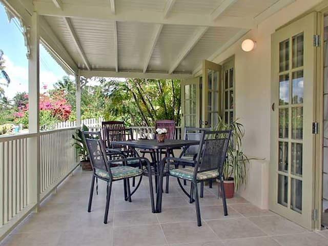 Tilting Trees Apartment  - Barbados