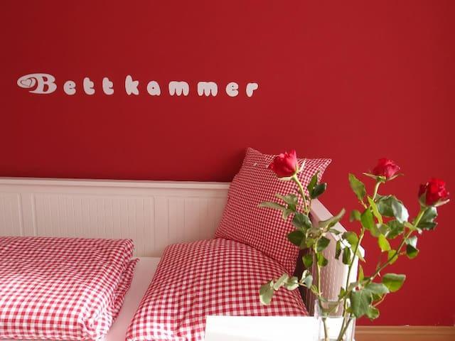 Zur Ruhe kommen in der Bettkammer - Blaufelden - อพาร์ทเมนท์