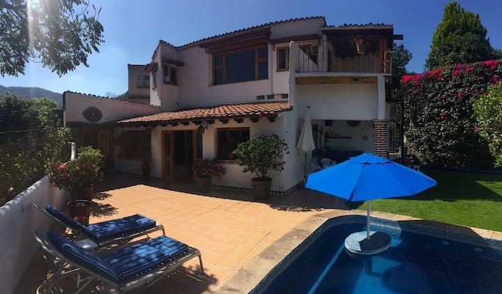 Casa Marianne Acogedora, en el centro de Tepoztlán