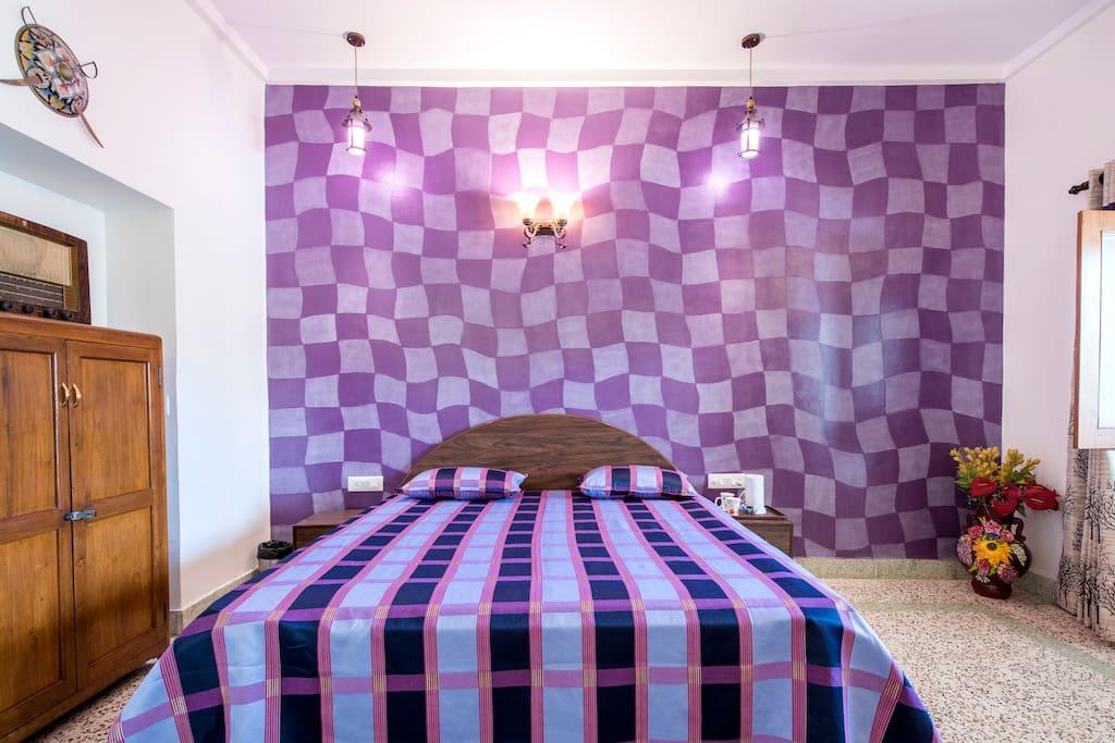 Luxurios Bed