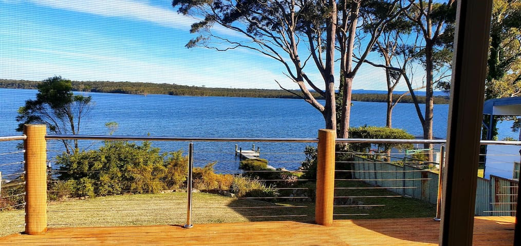 The Lake House Basin View, Jervis Bay