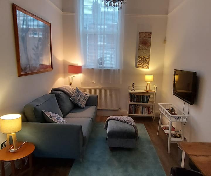 Old Library,  period property,  1 bed apartment