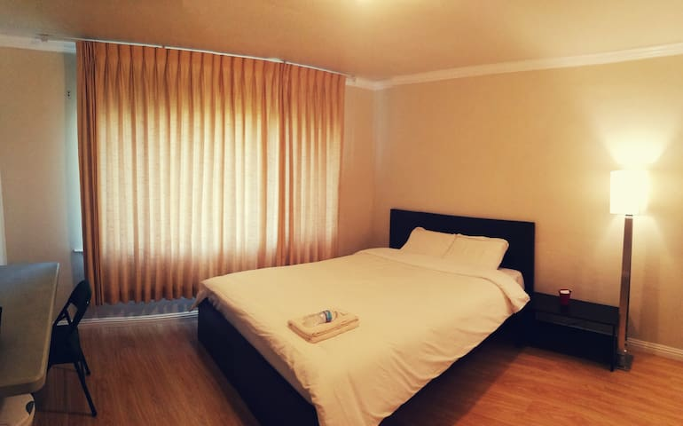 O-Private Room in family house - Central San Jose - San Jose - House