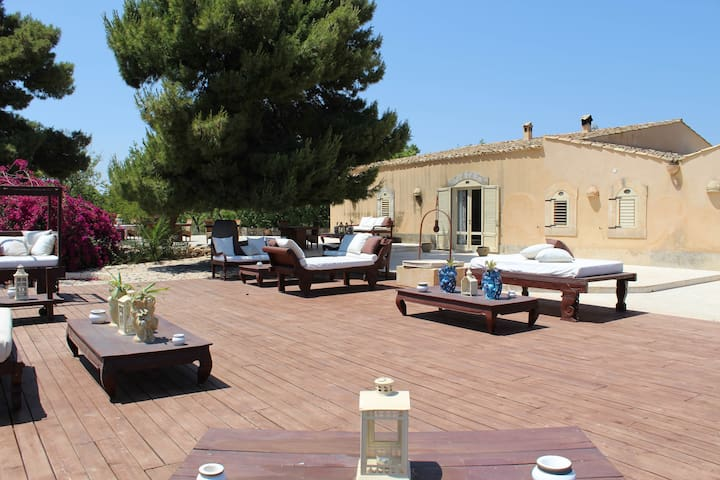 terre di vendicari - Noto - Bed & Breakfast