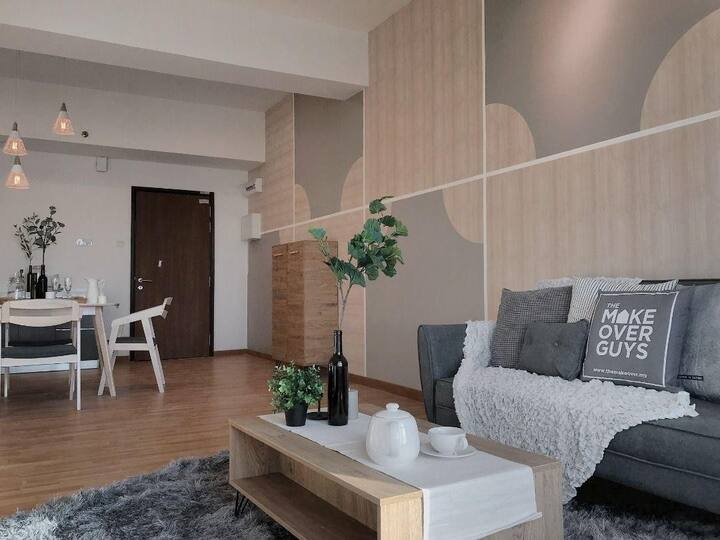 GilaCuti Family Apartment