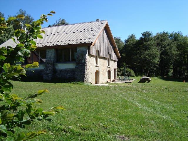 Les Chalets Nature Vercors - Vassieux-en-Vercors - Chalet