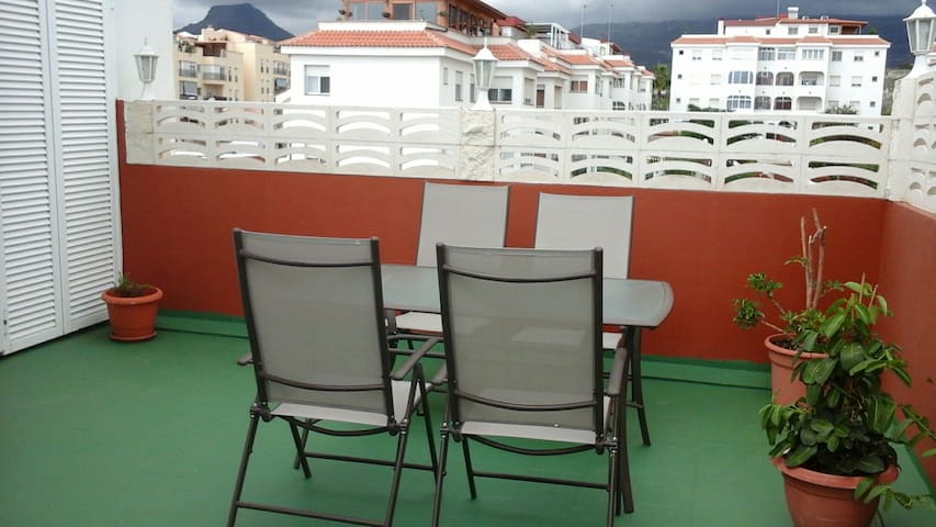 Cozy Duplex in the south of Tenerife - Cho II - Leilighet