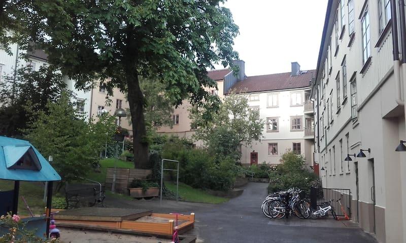 Apartment in cosy Majorna - Gothenburg - Daire