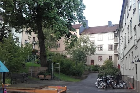 Apartment in cosy Majorna - Göteborg - Wohnung