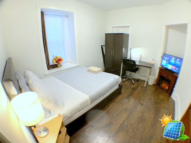 Wonderful room in Cedar Park-near PENN, CHOP,HUP❤️
