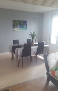 chambre cocooning confort et calme - Apartment