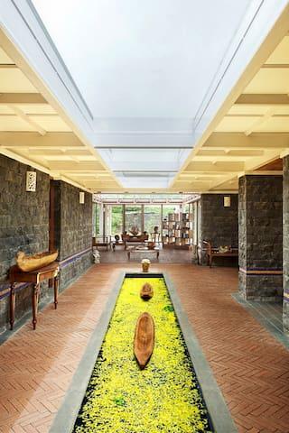 Garden Villa Room 3 - Tikona Peth - Apartment