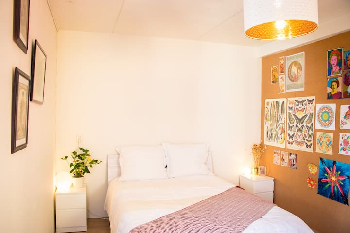 Comfortable spacious room in centre of Leiden