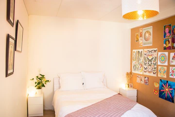 Comfortable spacious room in centre of Leiden