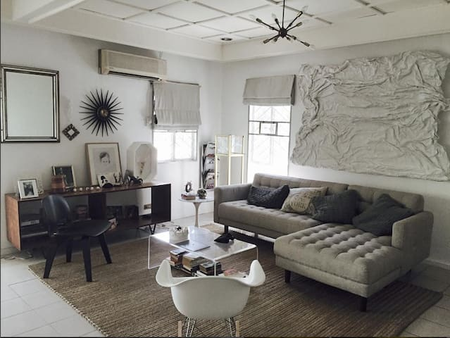 artist home in the south - Muntinlupa - Casa