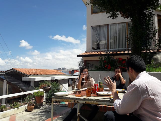 Café bistrô Killi Killi, Vista Espectacular!!!