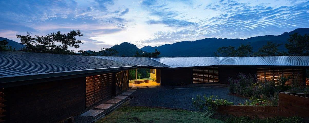 Beautiful Eco House in Panama - El Cope, Penonome - Dom