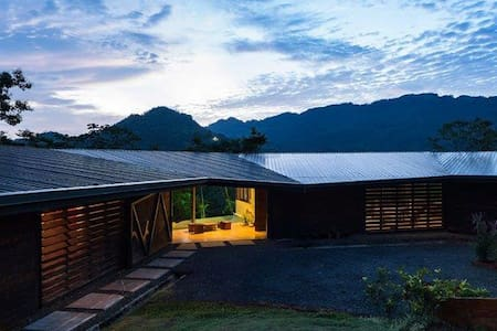 Beautiful Eco House in Panama - El Cope, Penonome