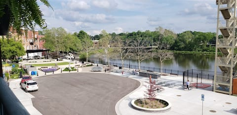Riverfront Oasis
