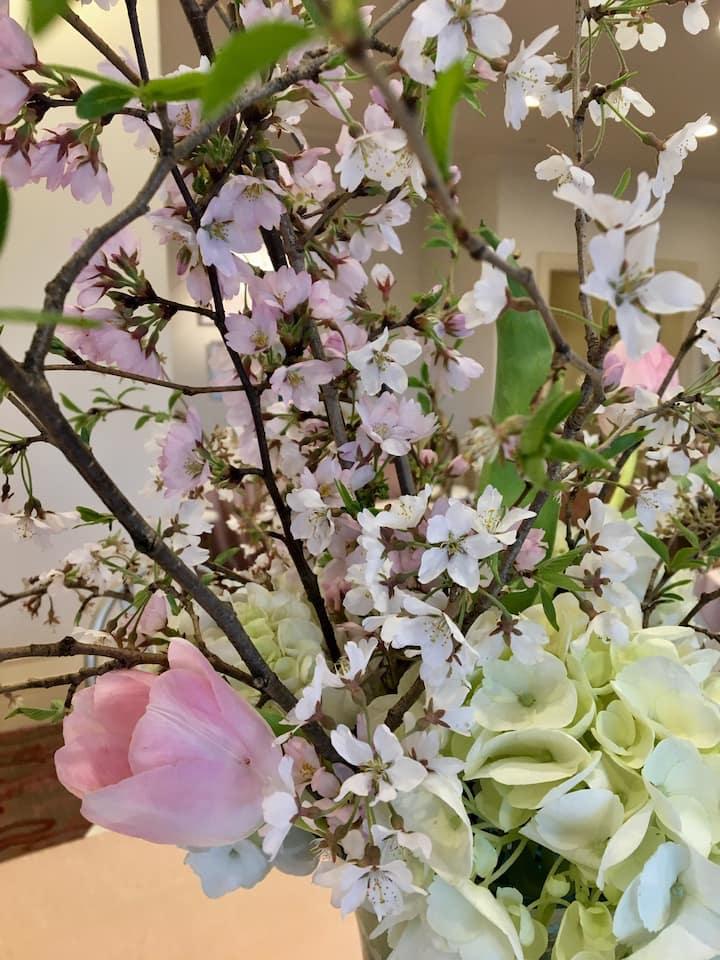 Cherry Blossom Room