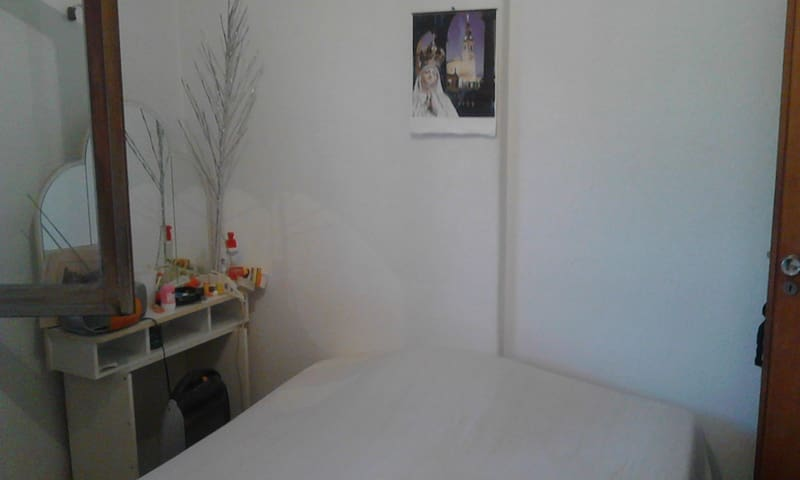 Rooms for Rent in Apartment - Fátima - Wohnung