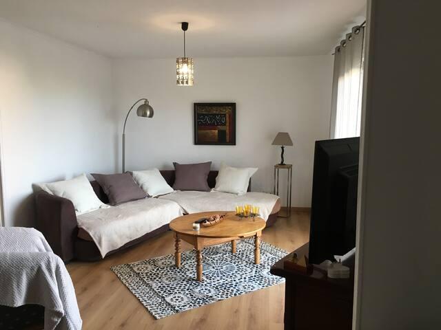Appartement T4  de 70m² Sud Bastia (Borgo)