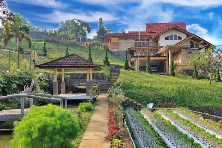Villa Marina Puncak, Bogor