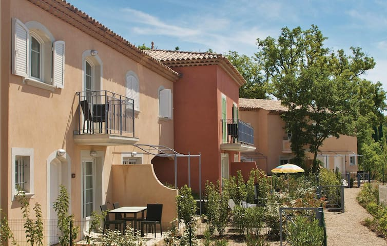 Holiday apartment with 1 room on 22 m² in Callian