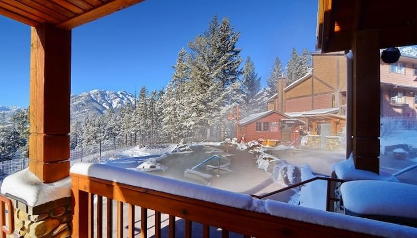 Premium Banff 1 Bedroom + Loft Suite - Banff - Kondominium