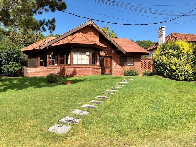 Casa con Barbacoa, 600 m al mar, Rincón del Indio
