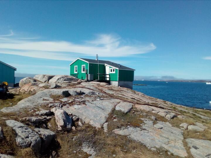 Kangaatsiaq - autentisk grønlandsk livsstil.