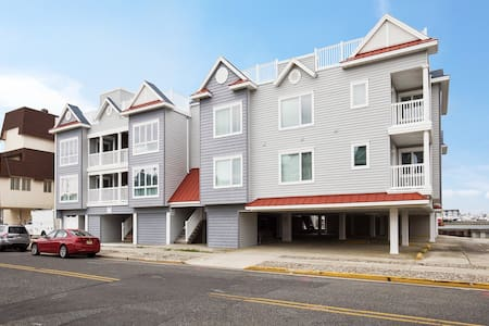 Two bedroom / two bath condo on the bay - Stone Harbor - Квартира