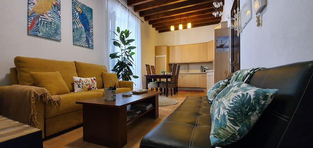 Relax en Palacio De Godoy.