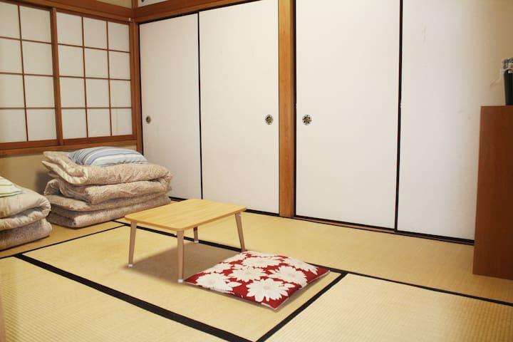 22 tatami room in Tokyo - Nerima-ku - Casa