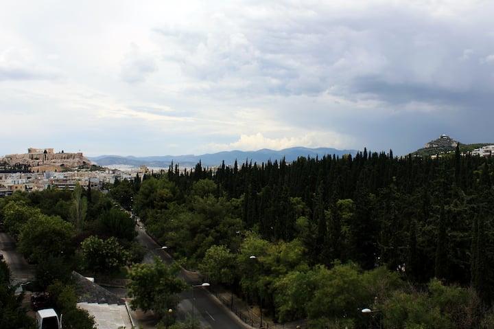 Acropolis Panoramic view loft