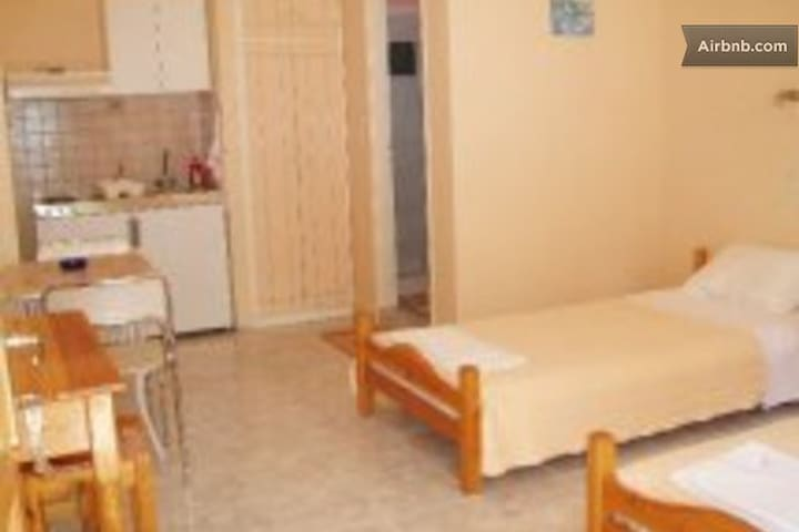 LEFKAS ,GR ,CHEAP N' GREAT STUDIO 4 - Lefkas - Apartemen