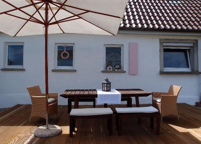 Ferienhaus S`bunde Heisle - Blaufelden - Rumah
