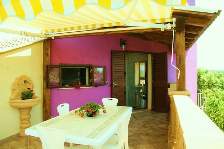 SEA COUNTRY HOLIDAY HOUSE, SURRIANO - Sciacca - House