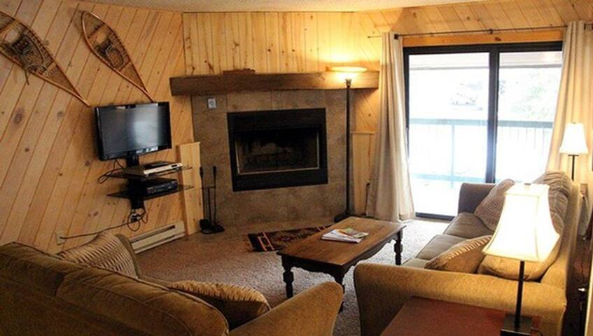 Cozy condo on the mountain - Durango - Apartment