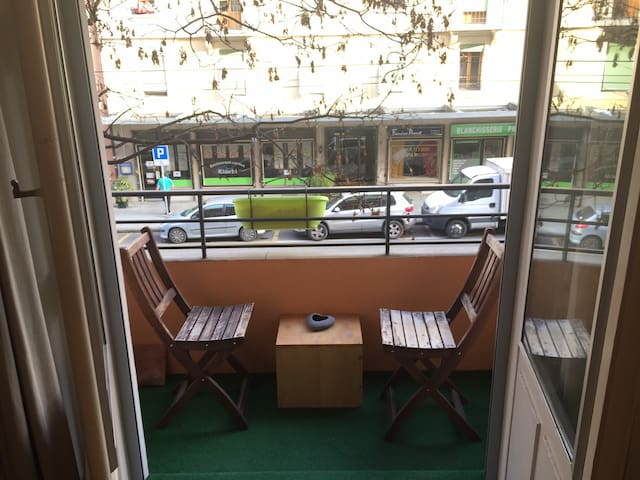 Cosy Flat - Genève - Leilighet
