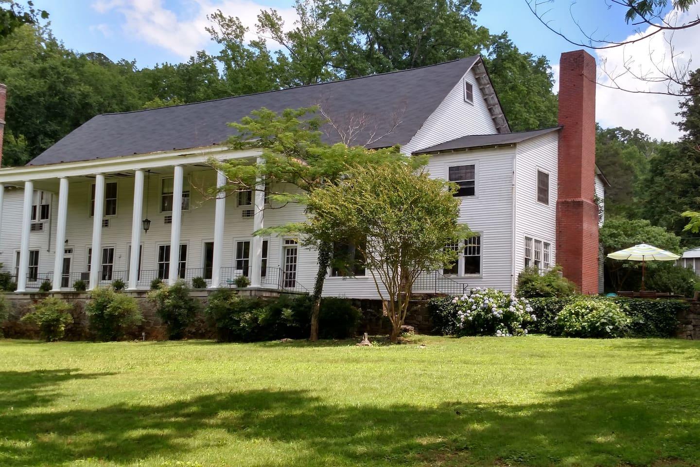Our beautiful inn!