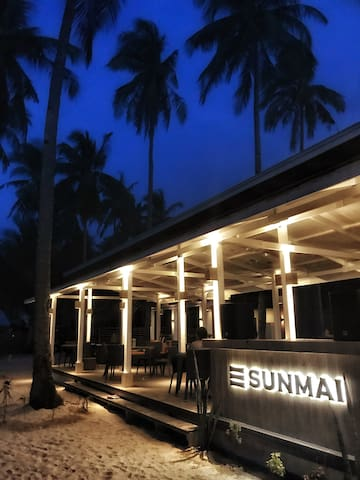 Sunmai Bar and Restaurant at 1F