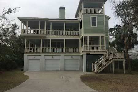 The Pattishack - Southern Seaside Charm - Fripp Island