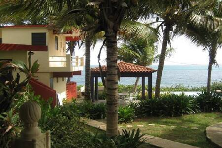 standard studio at oceanfront complex Evamer - Vieques